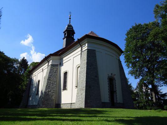 Kraśnik, kościół szpitalny p.w. Św. Ducha (2)