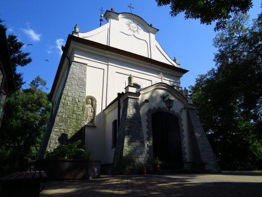 Kraśnik, kościół szpitalny p.w. Św. Ducha