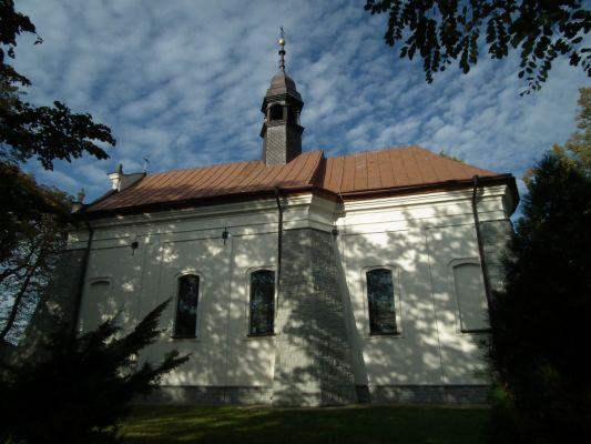 Kraśnik, kościół św. Ducha 2
