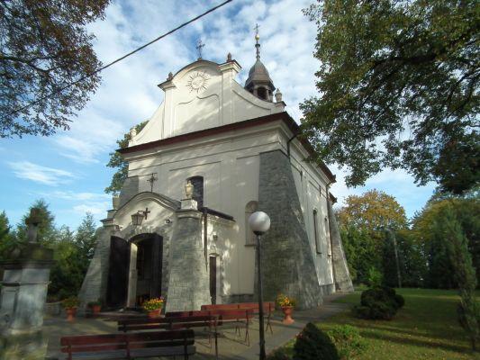 Kraśnik, kościół św. Ducha 3
