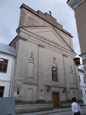 Sandomierz kosciol sw ducha kolb100 2718
