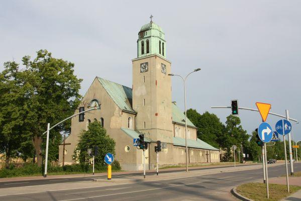 Kościół Świętego Józefa Robotnika w Bytomiu