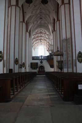 Gdansk Kosciol Franciszkanow 039