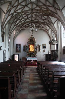 Gdansk Kosciol Franciszkanow 051