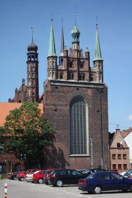 Gdańsk Kościół Franciszkanów 053
