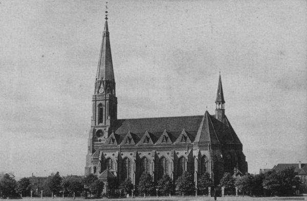 Kattowitz - Peter Paul-Kirche