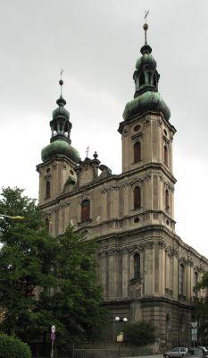 Kościół Świętych Apostołów Piotra i Pawła w Nysie 1