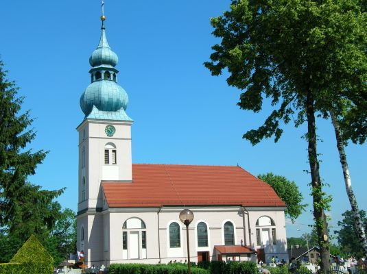 Roman Catholic church in Studzionka