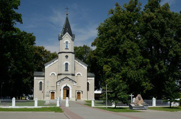 Kościół - Łukowa