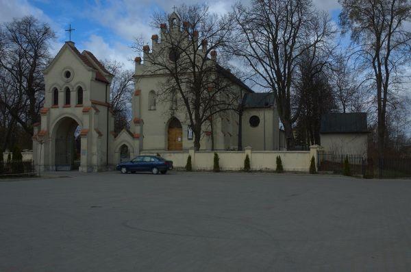 Parafia Wniebowzięcia Najświętszej Maryi Panny w Chotomowie