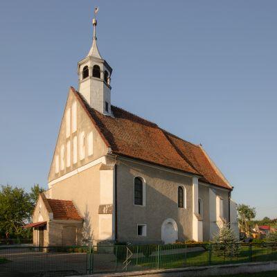 SM Osiek Grodkowski kościół Wniebowzięcia NMP (1) ID 609956