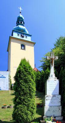 Kościół Wszystkich Świętych w Górkach Wielkich 6