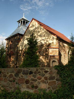 Jerzmanowa --Kościół Wszystkich Świętych (zetem) 5