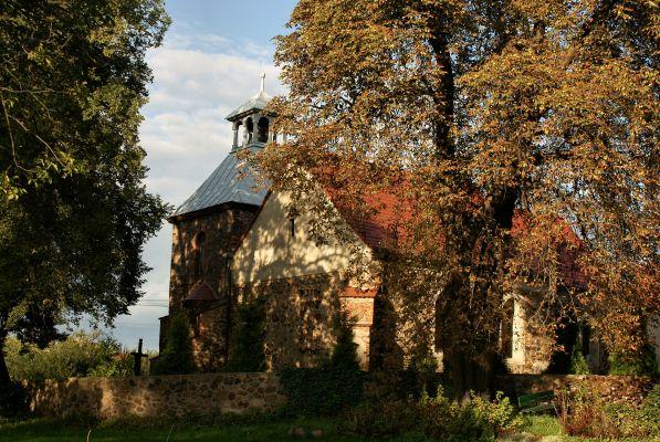 'Jerzmanowa --Kościół filialny Wszystkich Świętych (zetem)