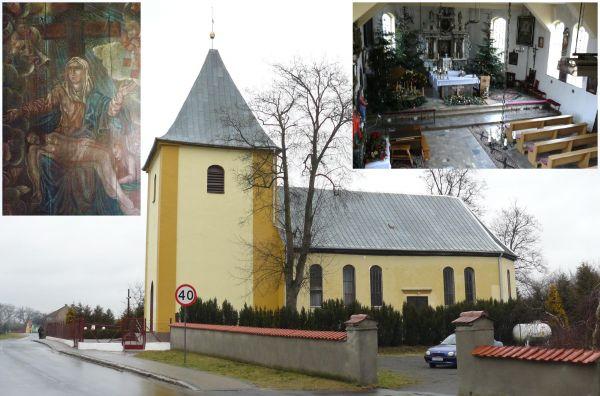 Biala church all