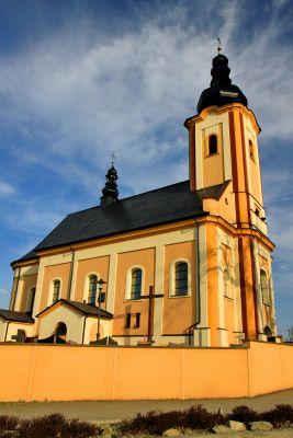 Kościół Wszystkich Świętych w Jastrzębiu-Zdroju
