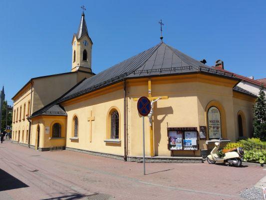 POL Kościół Znalezienia Krzyża Świętego - Szpitalik