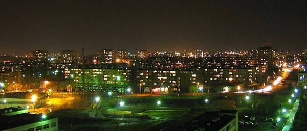 Koszalin noc 2005-02