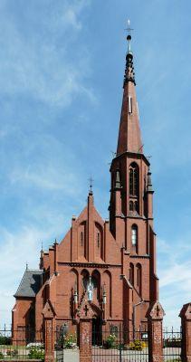 Krzycko Male church