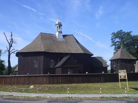Kucharki kościół