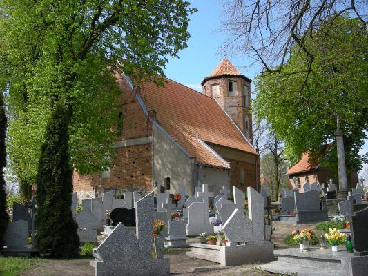 Kurkocin church