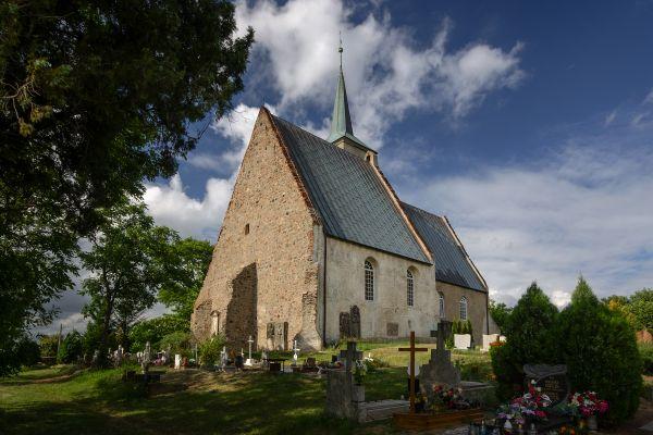 SM Kurów Wielki kościół św Jana Chrzciciela (7) ID 596647