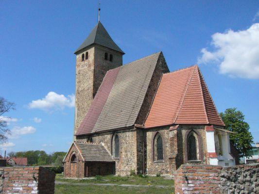 PL-Łagoszów Wielki - church