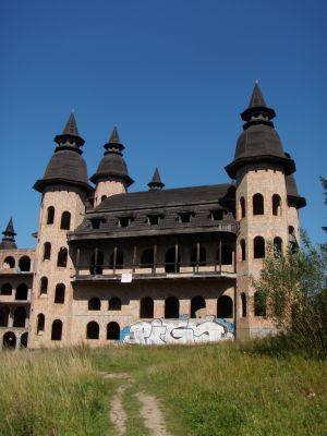 apalice – zamek