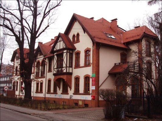 Katowice Franciszkańska25 Biblioteka