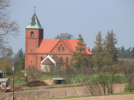 Church in Lubcz