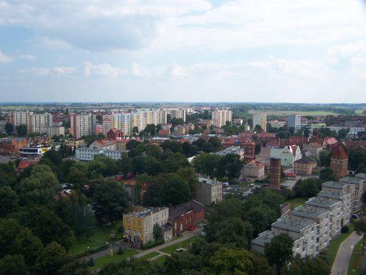 Malbork - Miasto