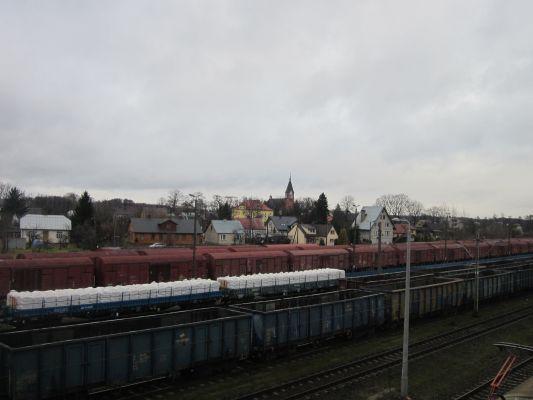 Małkinia - stacja kolejowa 3