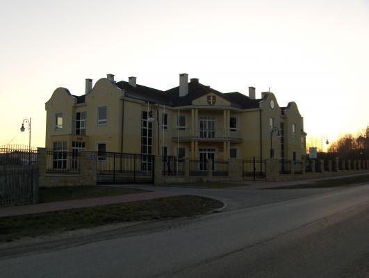 Ratusz miejski w Małogoszczu