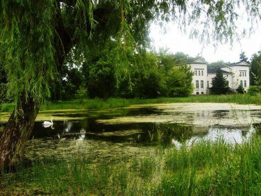 Miastowice-palace