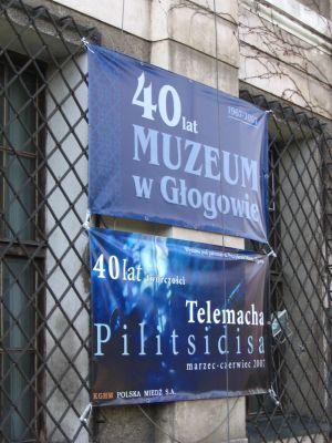 Muzeum Archeologiczno-Historyczne w Głogowie tablica3