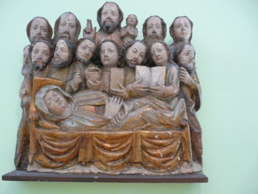 Museum of Archdiocese in Gniezno - sculpture 7
