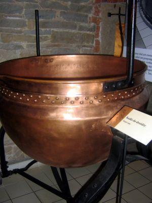 Kadka do drożdży - Muzeum Browaru Żywiec