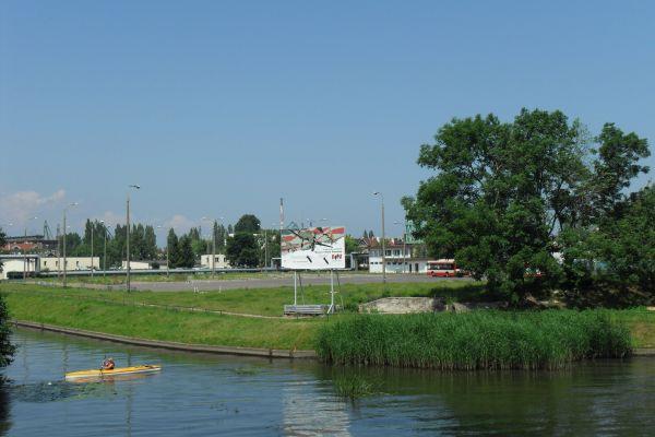 Gdańsk pętla autobusowa ul. Wałowa