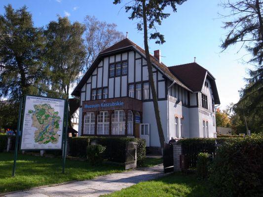 Muzeum Kaszubskie,Kaschubisches Museum Kartuzy