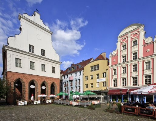 Szczecin town hall