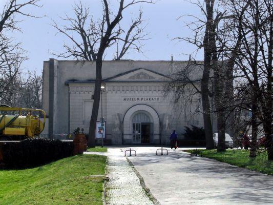 POL Warsaw Muzeum Plakatu