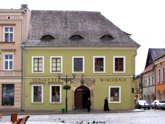 Tarnowskie Góry - Rynek - Winiarnia Sedlaczek