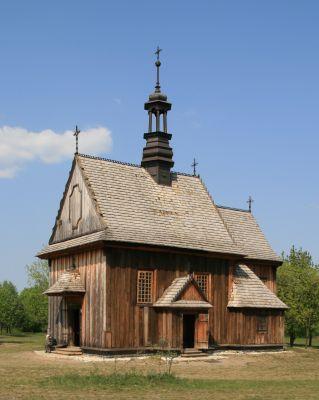 Tokarnia, kościół z Rogowa2 retouched