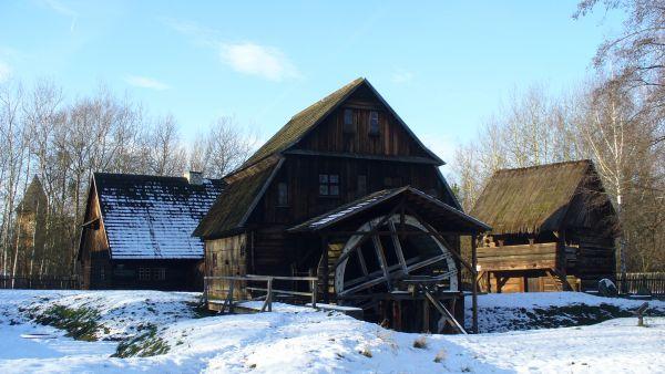 Muzeum-Bierkowice mlyn wodny