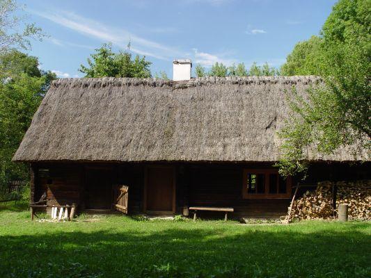 Muzeum Wsi Opolskiej - chata 01