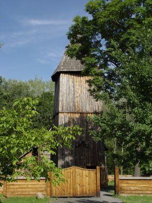 Muzeum Wsi Opolskiej - kościół 01