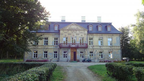 Pałac w Nakle (powiat częstochowski)