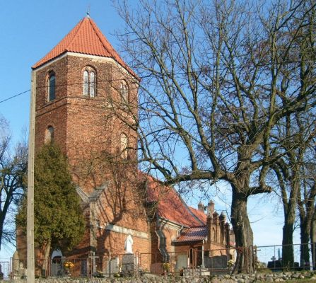 Niedzwiedz church