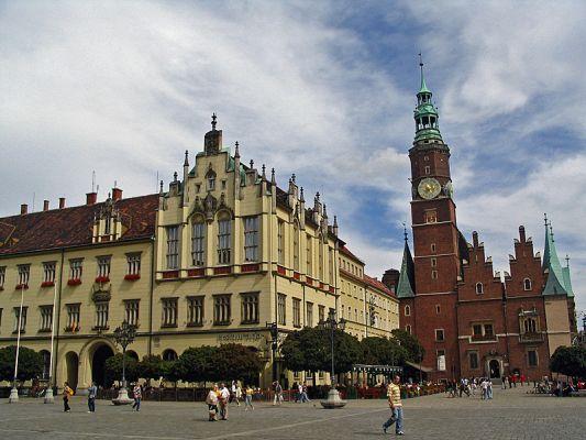 Nowy Ratusz we Wrocławiu