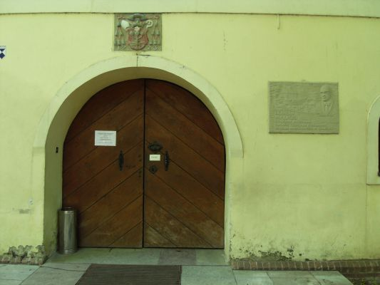 Gdańsk Oliwa – Spichlerz Opacki (wejście)